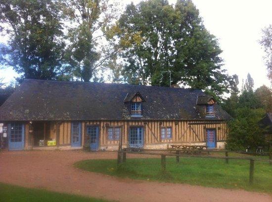 Eco-Domaine du Houvre: La Grange 