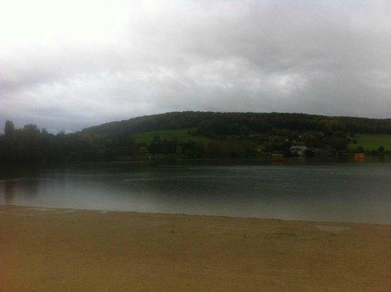 Eco-Domaine du Houvre: Lac de Pont l'Evêque