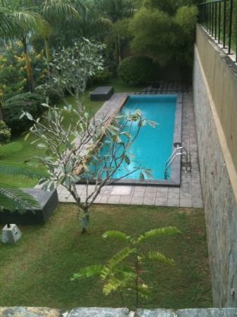 Baramba House: piscina