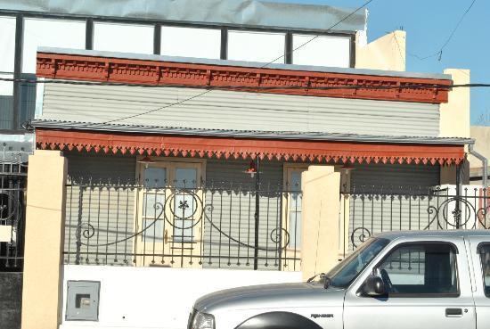 Berisso, อาร์เจนตินา: Frente del Hostel