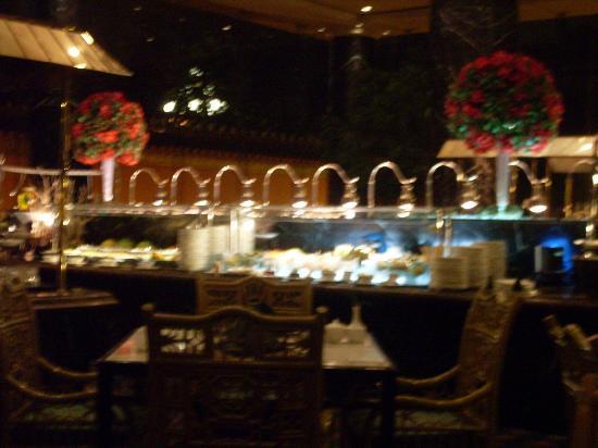 Grand Hotel Beijing: buffet
