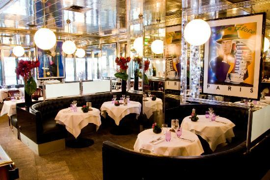 Brasserie lutetia paris saint germain des pres for Design hotel des francs garcons saintes