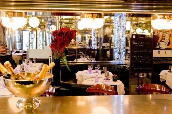 Brasserie lutetia paris saint germain des pr s restaurant avis num ro d - Brasserie lutetia paris ...