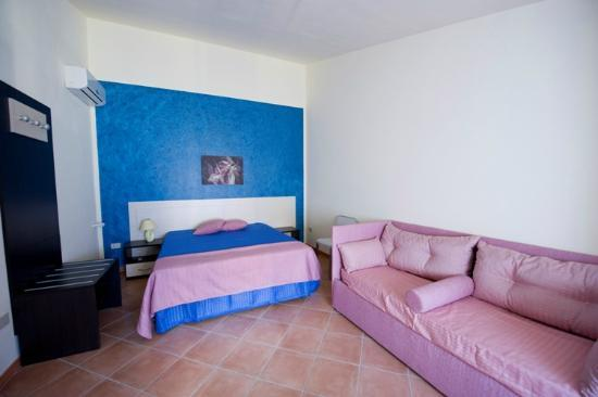 B&B Albachiara: suite Zaffiro