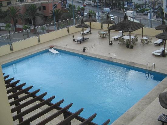 Hotel Suisse: piscina
