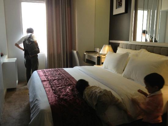 Gino Feruci Braga Hotel: King Room