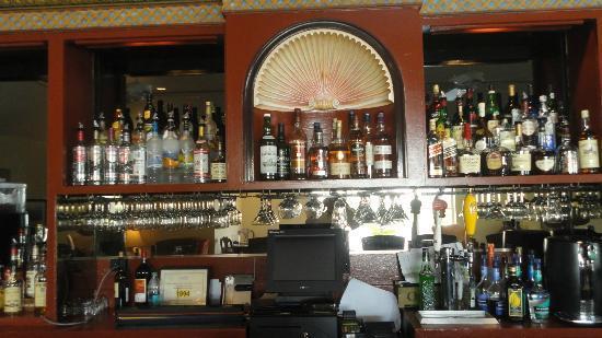 Griffin's Bistro: Great Bar