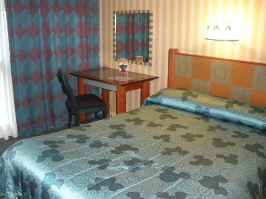 chambre picture of disney 39 s hotel new york chessy tripadvisor. Black Bedroom Furniture Sets. Home Design Ideas