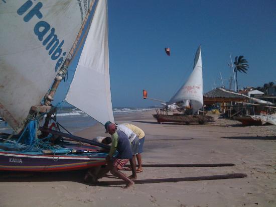 Majorlandia Beach: Jangadas e sol...
