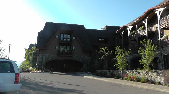 Lodge at Whitefish Lake: Außenansicht