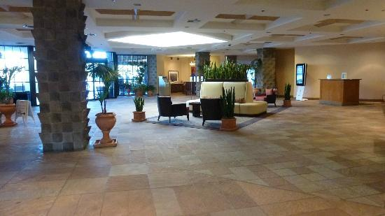 ‪‪DoubleTree Resort by Hilton Paradise Valley - Scottsdale‬: Lobby area of Resort.‬