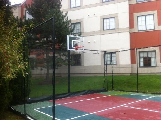HYATT house Boston/Burlington: campo da basket