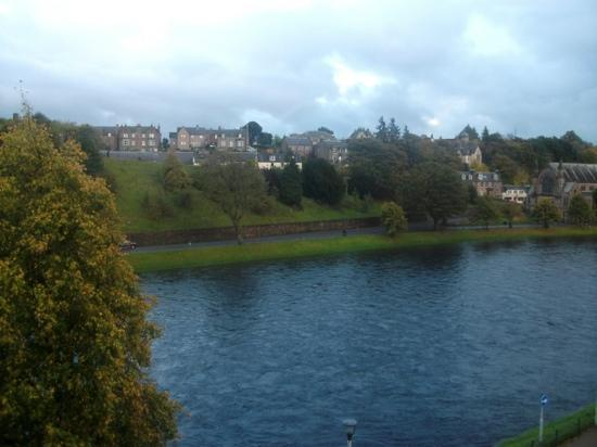 BEST WESTERN Inverness Palace Hotel & Spa: view of river from room