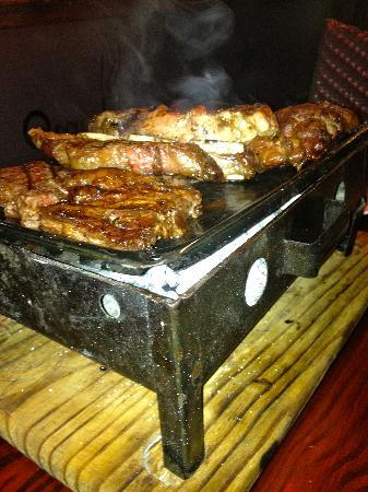UMMO Argentinian Grill: Perfect