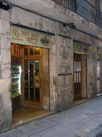 Bar Restaurant Els Tres Bots
