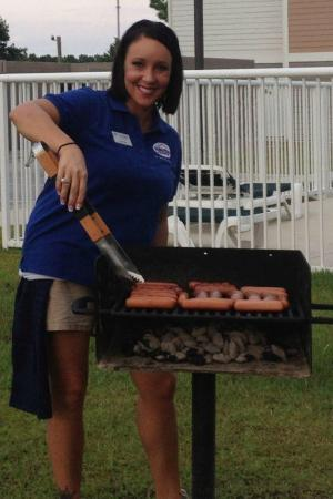 Suburban Extended Stay Hotel Camp Lejeune: Come join us Friday for our BBQ!
