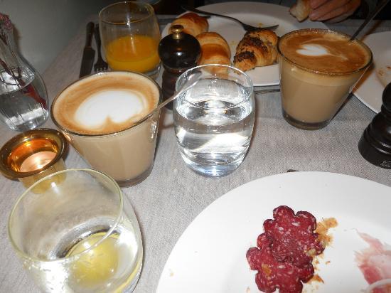 Nobis Hotel: breakfast