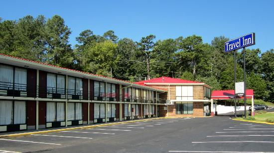 hotel front look picture of motel 6 cleveland tn. Black Bedroom Furniture Sets. Home Design Ideas