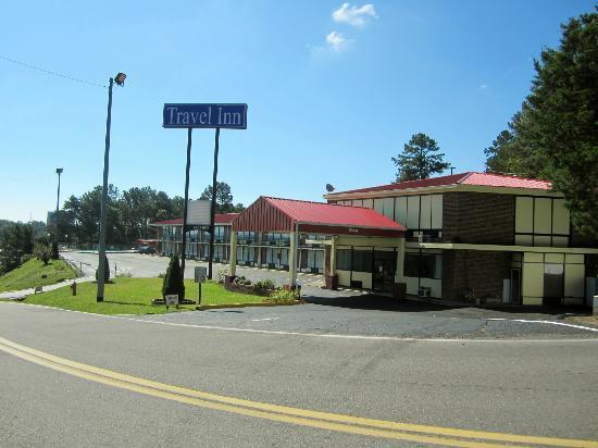 travel inn cleveland exterior picture of motel 6. Black Bedroom Furniture Sets. Home Design Ideas