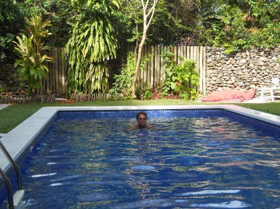 Pousada Terra dos Goitis: Swimming pool