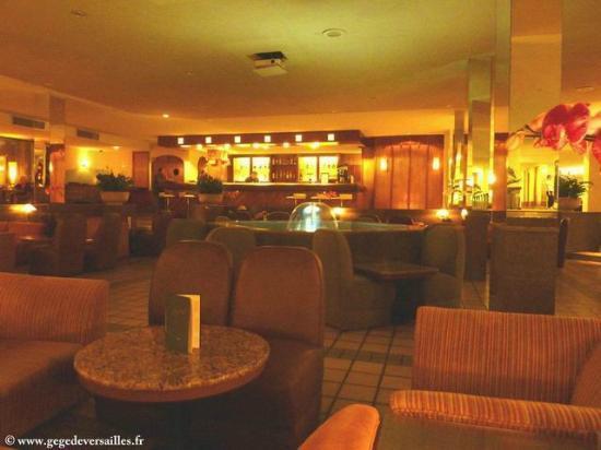 Bourbon Cataratas Convention & Spa Resort : Le bar du Bourbon Cataratas. Iguazu