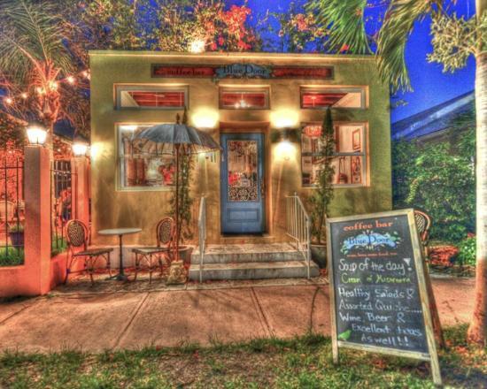 Cafe Blue Door Stuart