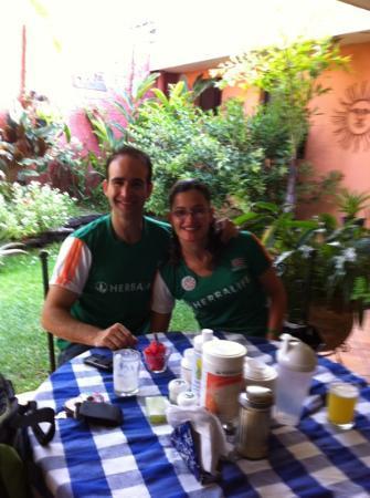 Hotel La Posada Del Angel: desayuno