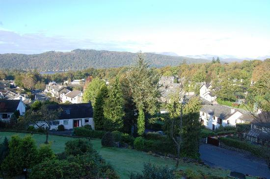 Hillthwaite: View from the Terrace