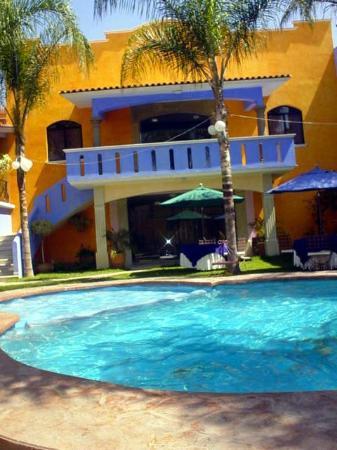 Hotel Angel Inn: Vista de Salones