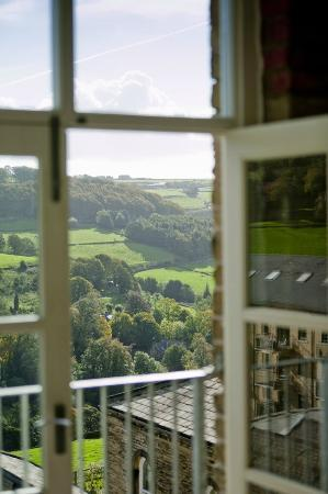 Oats Royd Mill Holiday Apartments : View