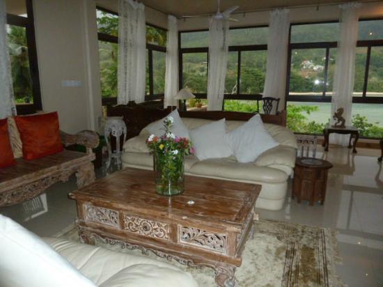 BayView Seychelles: salon