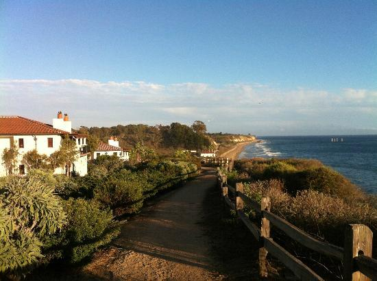 The Ritz-Carlton Bacara, Santa Barbara: Romantic, Oceanfront walk