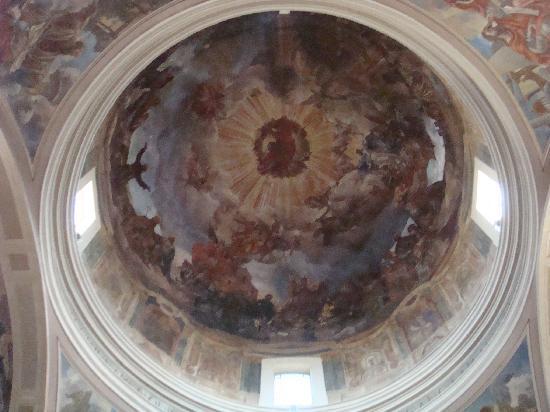 Cupola principale della Cattedrale di San Gerardo
