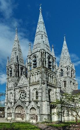 St Fin Barre S Cathedral Cork Ireland Hours Address