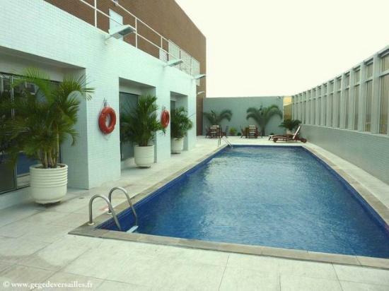 Holiday Inn Manaus: Holiday Inn, la piscine. Manaus 