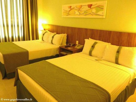 Holiday Inn Manaus: Holiday Inn, la chambre. Manaus