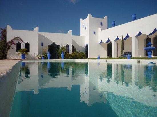 Ounagha, Maroko: Ecrin de Mogador - 6 rooms around a pool