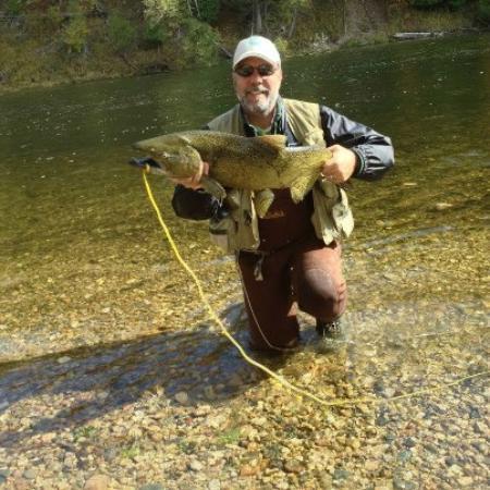 RiverSide Resort: local fishing