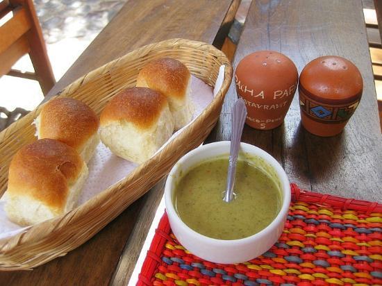 Pachapapa: Free breads