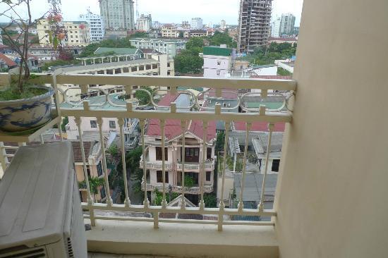Park View Hue Hotel: Vistas