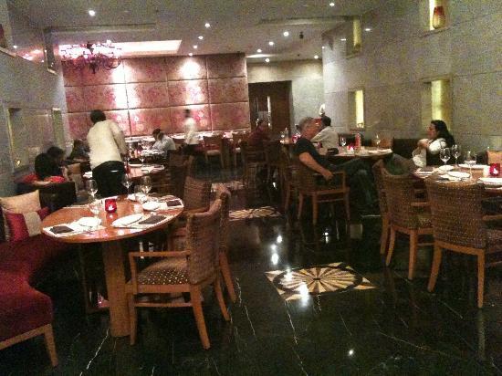 Beyond Indus: Restaurant's overview