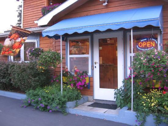 Homestead Inn: Office