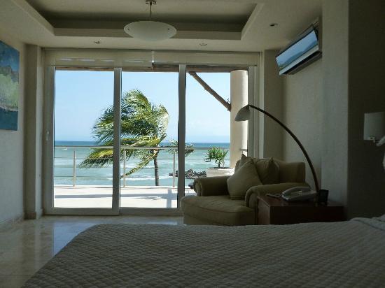 Hotel Cinco: Recámara