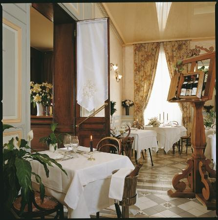 restaurant de la basilique