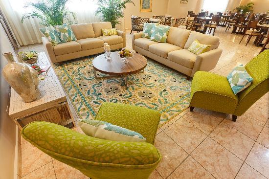 Hotel Coral Suites: Salon Caral - Desayudanador