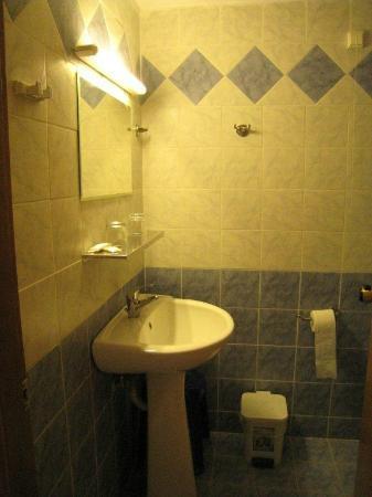 Athina Hotel: la salle de bain (1)