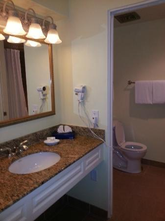 Plantation on Crystal River: Bathroom