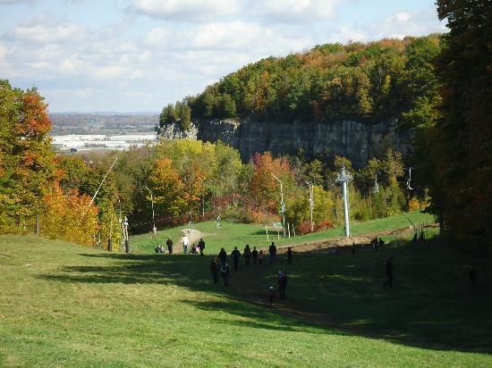 Burlington, Canada: Escarpment