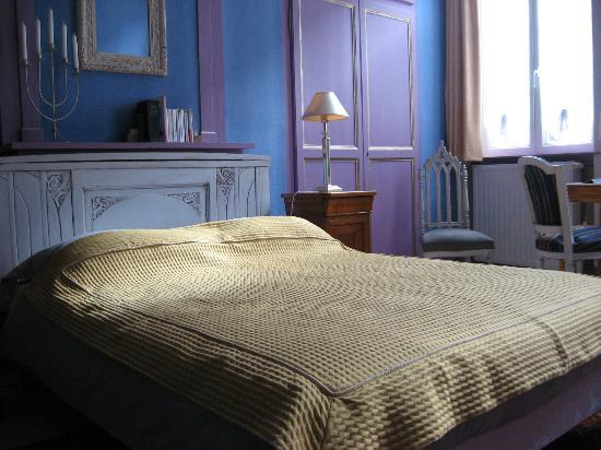 Le Soleil du Lion chambre d'hôtes : Bedroom
