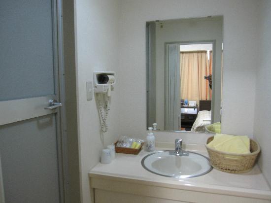 Hotel Shin Osaka: Bathroom 